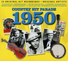 Country Hit Parade 1950, CD