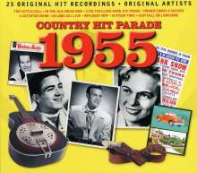 Country Hit Parade 1955, CD