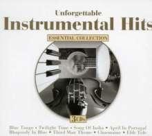 Unforgettable Instrumental Hits, 3 CDs