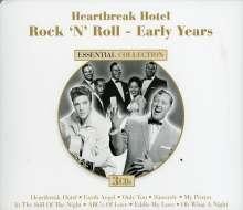 Heartbreak Hotel / Vari: Heartbreak Hotel / Various, CD