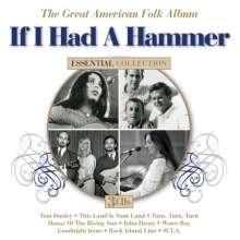 The Great Americal Folk Album: If I Had A Hammer, 3 CDs