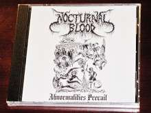 Nocturnal Blood: Abnormalities, CD