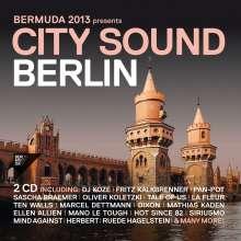 City Sound Berlin 2013 (BerMuDa presents), 2 CDs