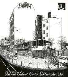 Stil vor Talent / Berlin - Schlesisches Tor, CD