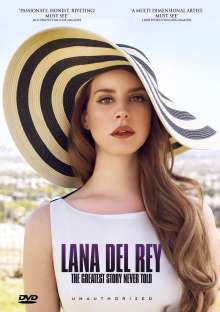 Lana Del Rey: The Greatest Story Never Told: Unauthorized, DVD