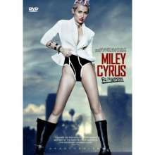 Miley Cyrus: Reinvention (Unauthorized), DVD