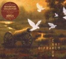 Ani DiFranco: Canon - Essential Collection, 3 CDs