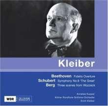 Erich Kleiber dirigiert, CD