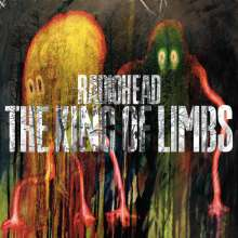 Radiohead: The King Of Limbs, CD