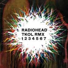 Radiohead: TKOL Rmx 1234567, 2 CDs