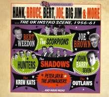 Hank, Bruce, Bert, Joe, Big Jim & More: The UK Instro Scene, 1956-61, 2 CDs