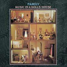 Family (Roger Chapman): Music In A Doll's House...Plus, CD