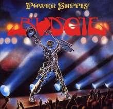 Budgie: Power Supply, CD