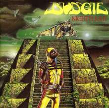 Budgie: Nightflight + 2, CD