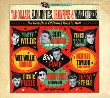 Tab Collars, Slim Jim Ties, Drainpipes, 2 CDs