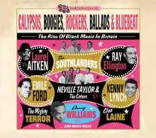Calypsos, Boogies, Rockers, Ballads & Bluebeat, 2 CDs