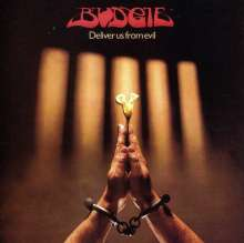 Budgie: Deliver Us From Evil (Expanded Edition), CD