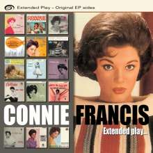 Connie Francis: Extended Play ... Original EP Sides, CD