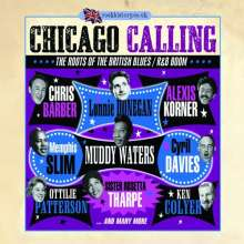 Chicago Calling: The Roots Of British Blues / R&B Boom, 2 CDs