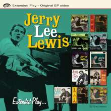 Jerry Lee Lewis: Extended Play...Original EP Sides, CD