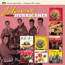 Johnny And The Hurricanes: Extended Play...Original EP Sides, CD