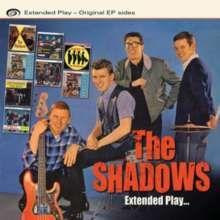 The Shadows: Extended Play, CD