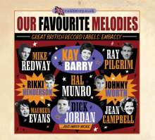 Our Favorite Melodies: Great British Record Labels - Embassy, 2 CDs