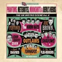 Phantoms, Meteorites, Moonshots & Devil's Herds: The UK Instro Scene Vol. 4, 2 CDs