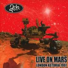 Ash: Live On Mars: London Astoria 1997, CD