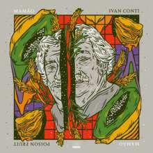 Ivan Conti: Poison Fruit, CD