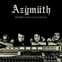 Azymuth: Demos (1973 - 1975) Volumes 1 & 2, CD
