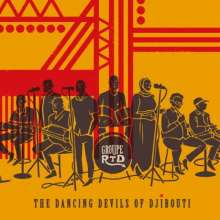 Groupe RTD: The Dancing Devils Of Djibouti (45 RPM), 2 LPs