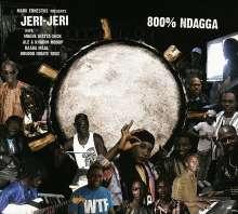 Mark Ernestus Presents Jeri-Jeri: Jeri-Jeri: 800 % Ndagga, CD