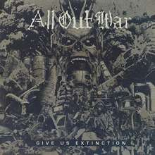 All Out War: Give Us Extinction, CD