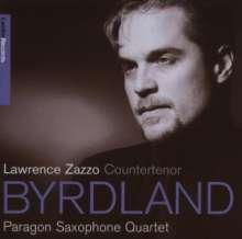 Lawrence Zazzo - Byrdland, CD
