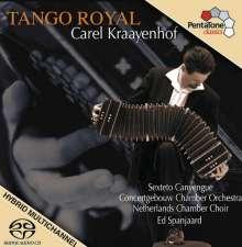 Carel Kraayenhof - Tango Royal, SACD