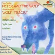 Serge Prokofieff (1891-1953): Peter und der Wolf op.67, SACD