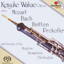 Keisuke Wakao - Kammermusik für Oboe, SACD