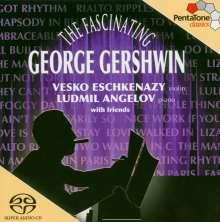 George Gershwin (1898-1937): The Fascinating George Gershwin, SACD