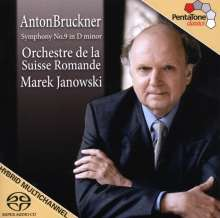Anton Bruckner (1824-1896): Symphonie Nr.9, SACD