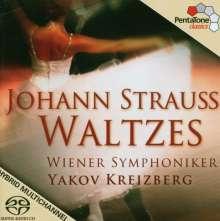 Johann Strauss II (1825-1899): Walzer, Super Audio CD