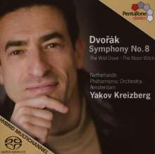 Antonin Dvorak (1841-1904): Symphonie Nr.8, SACD