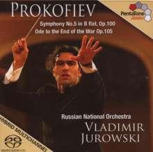Serge Prokofieff (1891-1953): Symphonie Nr.5, SACD