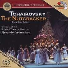 Peter Iljitsch Tschaikowsky (1840-1893): Der Nußknacker op.71, 2 SACDs