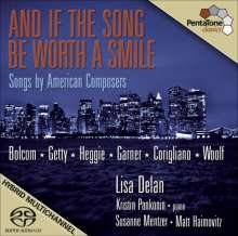 Lisa Delan - And If The Song Be Worth A Smile, SACD