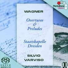 Richard Wagner (1813-1883): Orchesterstücke, Super Audio CD