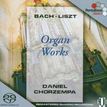 Johann Sebastian Bach (1685-1750): Präludien & Fugen BWV 532 & 543, SACD