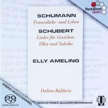 Robert Schumann (1810-1856): Frauenliebe & Leben op.42, Super Audio CD