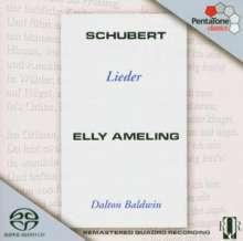 Franz Schubert (1797-1828): Lieder, SACD