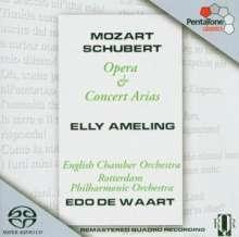 Elly Ameling - Opern- & Konzertarien von Mozart & Schubert, SACD